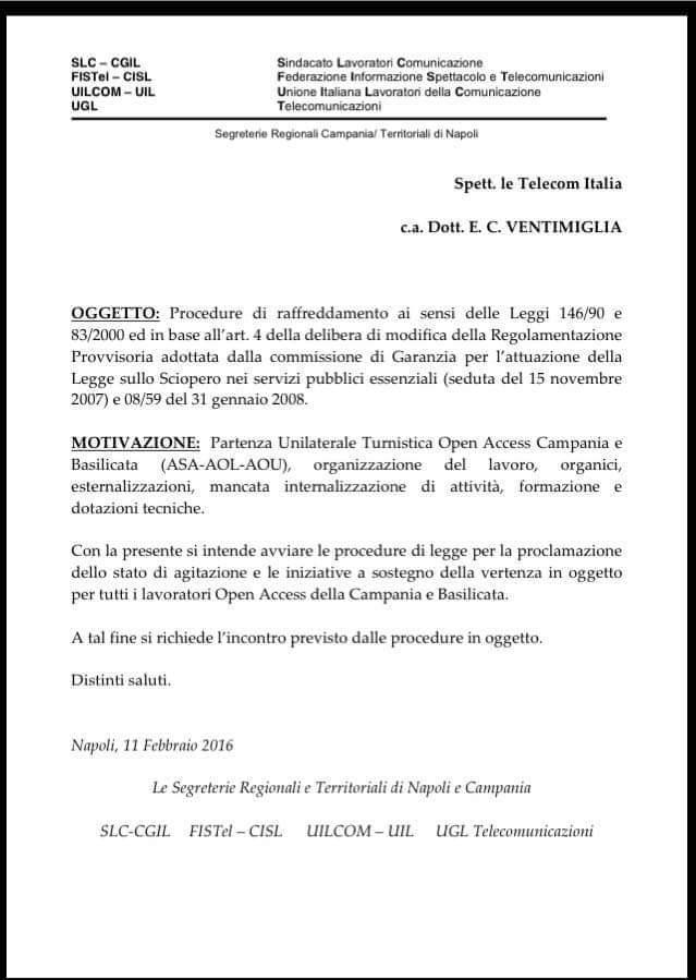 Fistel Cisl Campania